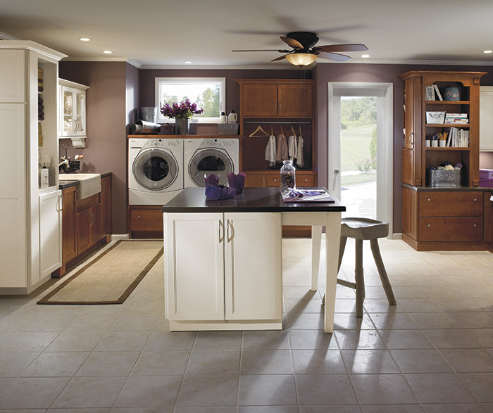 Laundry Room Cabinets - Kemper Cabinetry on Laundry Cabinets  id=99339