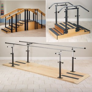 Parallel Bars & Staircases