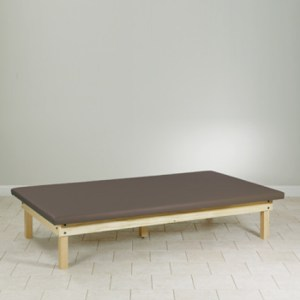Value Series Upholstered Top Mat Platform