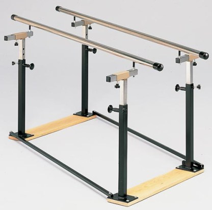 Physical Therapy Folding Parallel Bars