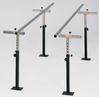 Physical Therapy Floor Mounted Parallel Bars
