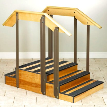 Physical Therapy Small Up/Down Staircase