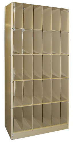 "Techno-Tuff X-ray File Cabinet - 36"" x 84"""