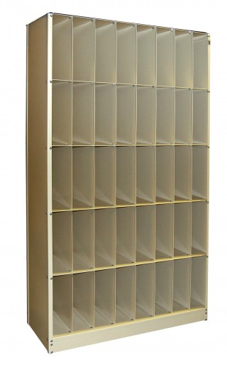 "Techno-Tuff X-ray File Cabinet - 48"" x 84"""