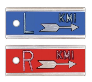 "R & L 1/2"" Arrow X-ray Film Markers"