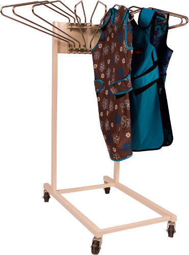 Shielding Mobile Swing Arm X-ray Apron Rack