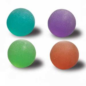 Physical Therapy Squeeze Balls