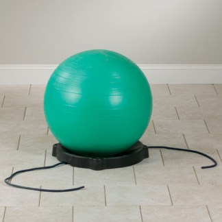 Physical Therapy Exercise Ball Base