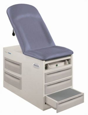 Basic Exam Table with Pneumatic Back