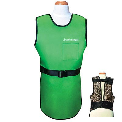 Bar-Ray Deluxe X-Ray Apron