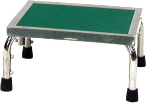 MRI Non-Magnetic Step Stool