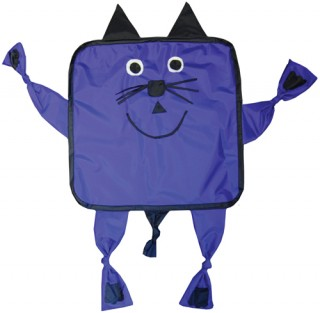 Kiddie Kover X-ray Blanket - Cat