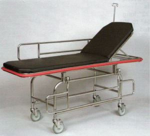 MRI Transport Stretcher - 350 lb Limit
