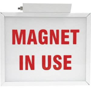 MRI Lighted Signs