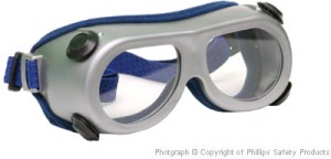 Model 55 Radiation Protection Goggles