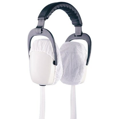 Headset Covers, MRI Non-Magnetic Full Coverage