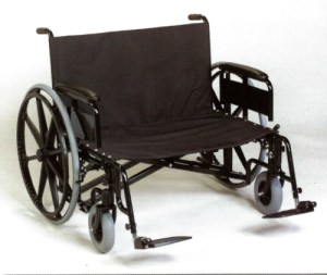 Regency XL 2000 Bariatric Manual Wheelchair - 700 to 750 lb Cap.