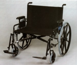 Regency XL 2002 Bariatric Manual Wheelchair