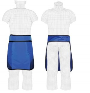 Semi-Guard Half Apron
