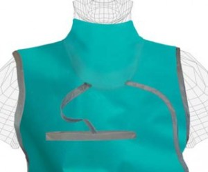 Attached Thyroid Collar