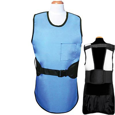 Bar-Ray Wide Belt X-Ray Apron