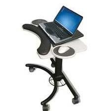 Go-Anywhere Laptop Computer Cart