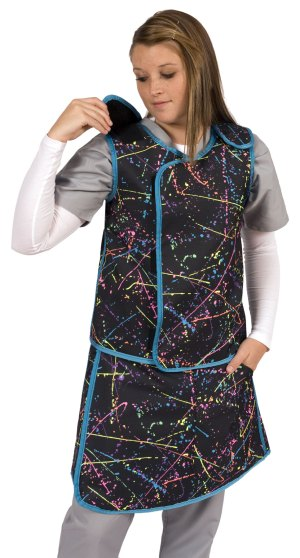 Adjust-A-Fit Vest Skirt X-ray Apron