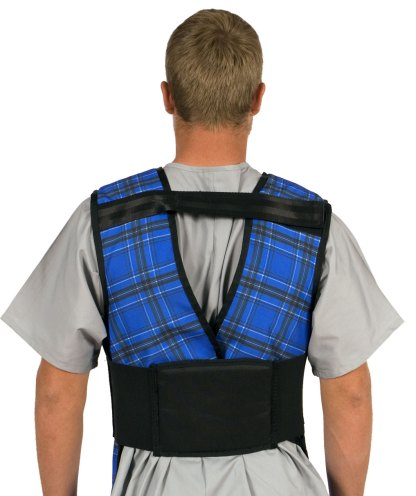 Shielding Intl Back Relief X-ray Apron
