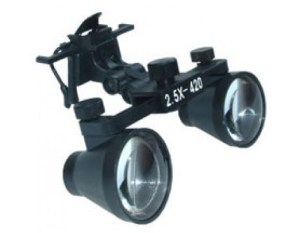 Clip On Dental Loupe