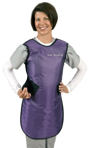 Flex Back X-ray Apron - Front