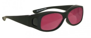 Alexandrite/Diode Laser Safety Glasses - Model #33
