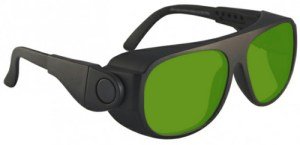 Diode Alexandrite Laser Safety Glasses Model 66