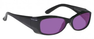 DYE SFP Filter Laser Safety Glasses - Model #375