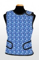 Bar-Ray Reverse Vest X-ray Apron - Male