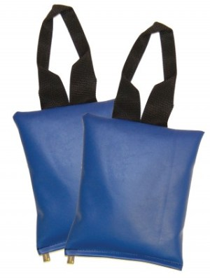 Patient Positioning 5 LB Cervical Sandbag Set
