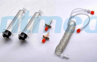 MEDRAD Spectris MRI Power Injector System Syringes
