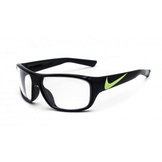 Nike Mercurial Women's Radiation Protection Glasses - Black Volt