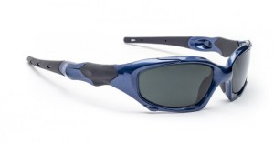 Model 1205 Glassworking Safety Glasses - BoroView 3.0 - Blue