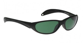 Model 208 Glassworking Safety Glasses - BoroView 3.0 - Black