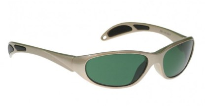 Model 208 Glassworking Safety Glasses - BoroView 3.0 - Taupe
