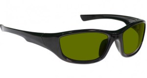 Blue/Green/Red Laser Strike Protection for Pilots and Police - Model 703 - Wrap-Around