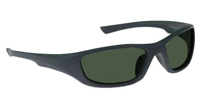 Model 703 Glassworking Safety Glasses - BoroView 5.0 - Charcoal Gray