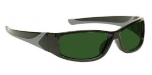 Model 808 Glassworking Safety Glasses - BoroView 5.0 - Black