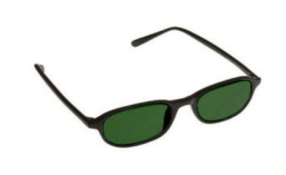 Downtown Designer Glassworking Safety Glasses - BoroView 5.0 - Black