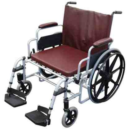 "24"" Wide MRI Non-Ferromagnetic Wheelchair"
