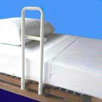 Transfer Handle for Hospital Style Beds