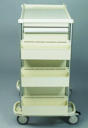 Adjustable Storage Trays for Select Series