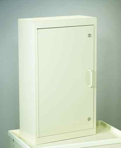 Narcotic Storage Cabinet - Double Key Lock