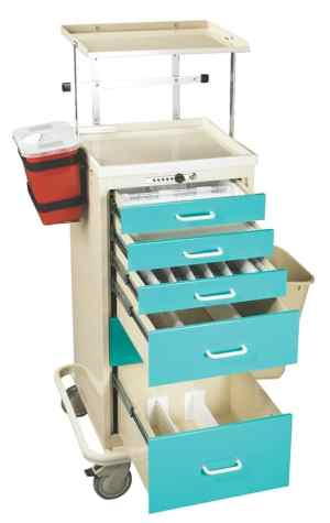 TTA-PK ANESTHESIA MINI TOWER PACKAGE