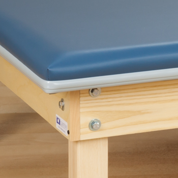 Physical Therapy Mat Platform with Adjustable Backrest